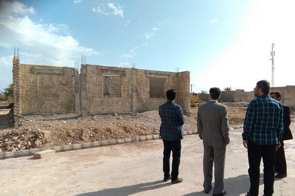 در ادامه ساخت 80 واحد مسکن ایتام روستایی استان خوزستان پروژه سایه رضوان ، رئیس هیئت امنای خیریه اشرف الانبیاء (ص) در مورخه 97/11/27 از روند ساخت و پیشرفت