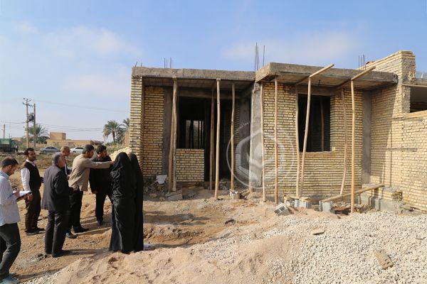 خیریه اشرف الانبیاء (ص) در گامی دیگر با مشارکت دیگر خیریههای محلی و نهادهای موظف مرتبط این استان، موفق به ساخت 80 واحد خانه روستایی برای ایتام روستایی استان خوزستان گردید.