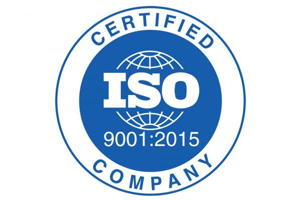 ISO 9001-V2015 به منظور حفظ سطح کیفیت در مدیریت و خدمات سازمان و بهبود کیفیت از طریق اصلاح فرآیندها پیاده سازی شده است